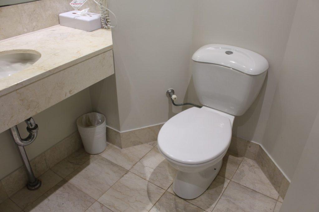 マントラ・オン・ビューのトイレ