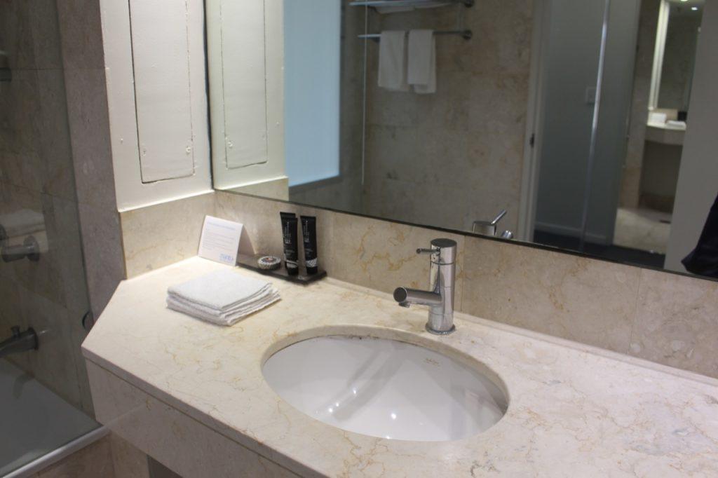 マントラ・オン・ビューの浴室設備