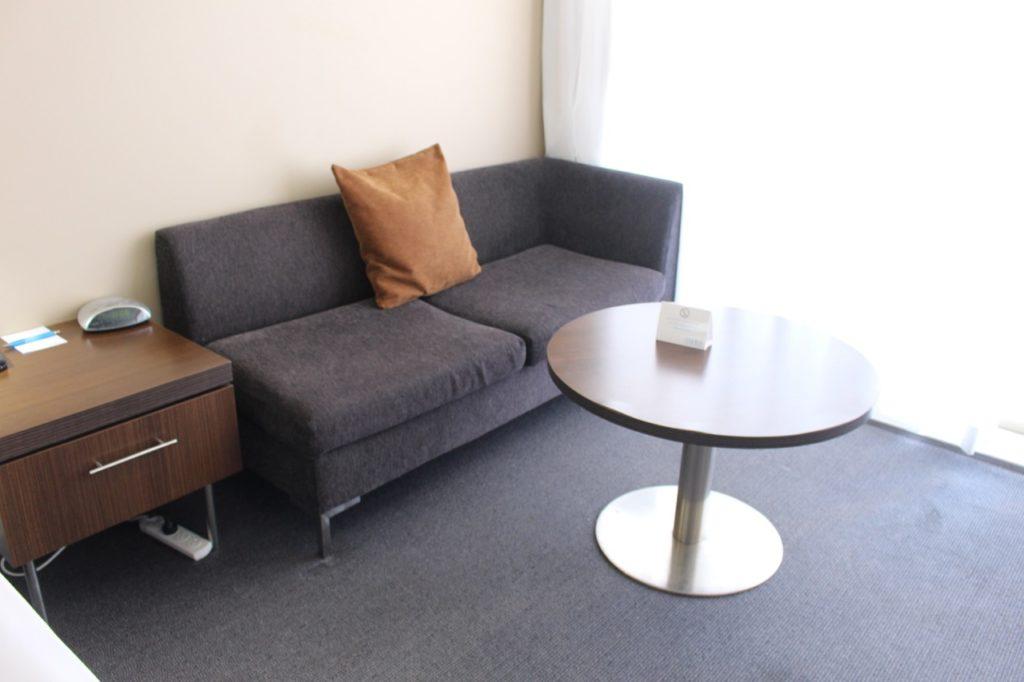 マントラ・オン・ビューの客室