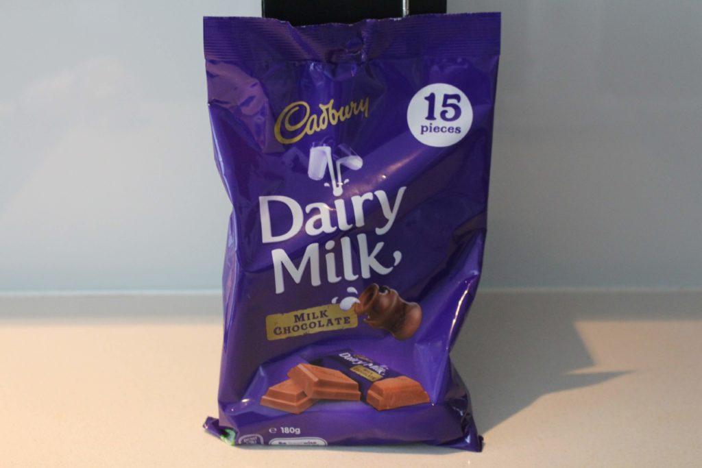 キャドバリーのチョコレート
