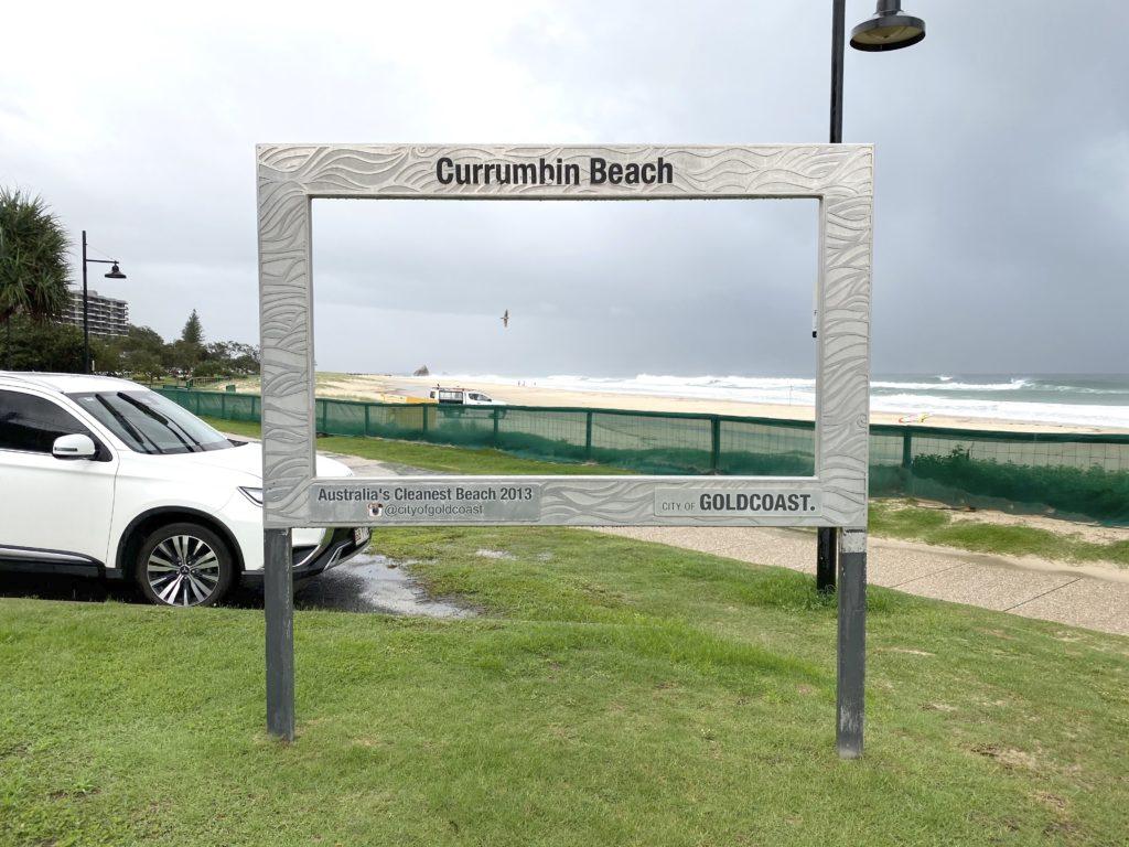 カランビンビーチ