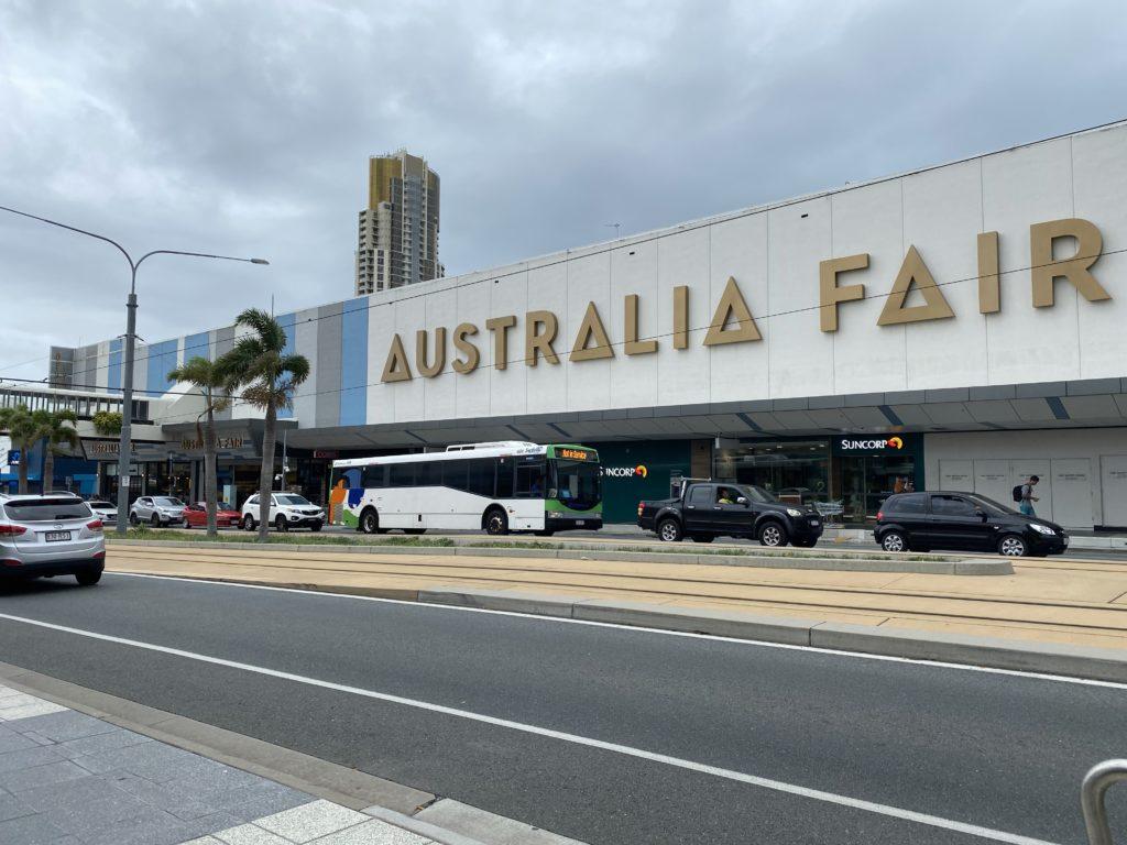 オーストラリアフェア・ショッピングセンター